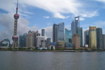 Shanghai privater Transfer bei Abreise: vom Hotel zum Schiffshafen...