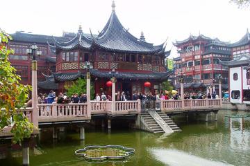 Tour panoramico di mezza giornata di Shanghai al mattino o al
