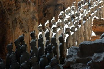 XI'an en un día: excursión de un día por aire desde Shanghái