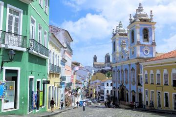 Recorrido turístico privado por Pelourinho