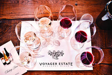 Wine Tasting and Lunch at Voyager...