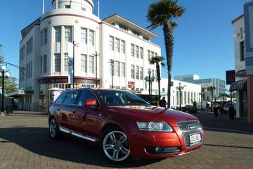 Private Shore Excursion: Napier ...