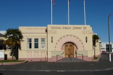 Shore Excursion: Half-Day Tour of Napier