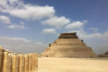 4 days to discover Cairo and pyramids with camel ride including airport transfers