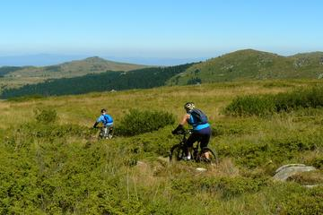 Vitosha Trail Hunter Bike Tour from Sofia