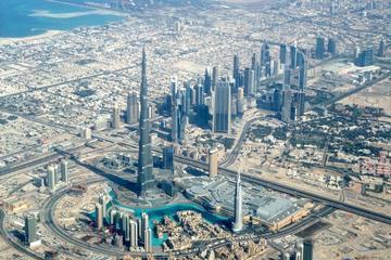 Excursion combinée à Dubaï: visite de la ville, safari dans le...