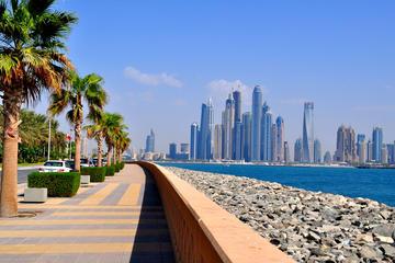 Panorama-Stadtrundfahrt in Dubai mit der Option für einen privaten...