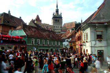 Full-Day Tour to Sighisoara from Bucharest