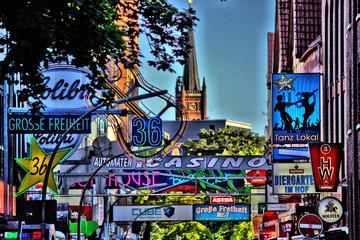 Einführung in die Reeperbahn und Führung durch St Pauli in Hamburg