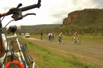 Full-Day Tour to Hell's Gate and Lake Naivasha from Nairobi