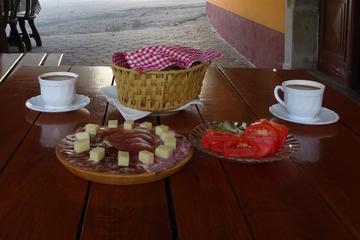 Kulinarische Abenteuertour mit Honig...