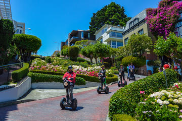Advanced Lombard Street Segway Tour