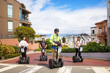 Day Trip Advanced Lombard Street Segway Tour near San Francisco, California