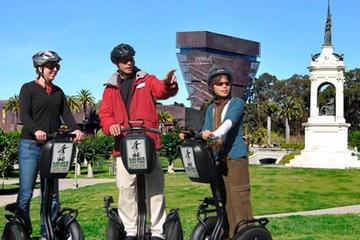 Excursión al parque Golden Gate en Segway