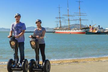 Recorrido privado en Segway: Wharf y colinas de San Francisco