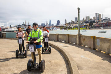 Book San Francisco Wharf and Waterfront Segway Tour on Viator