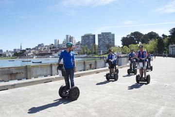 Segway-Tour durch das Hafengebiet von San Francisco
