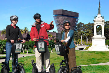 Tour in Segway del Golden Gate Park