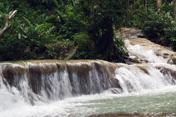 Private Dunn's River Falls and Tubing...