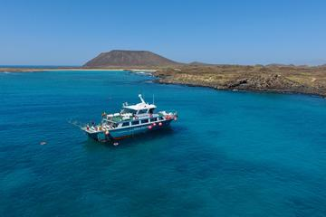 Mini-excursión en barco con snorkel...