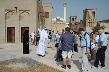 Culturele tour door Al Fahidi en Al Bastakiya in het authentieke oude ...