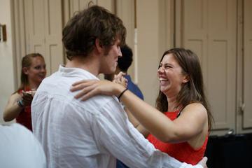 Experiencia completa de tango: Clases privadas de tango más cena y...