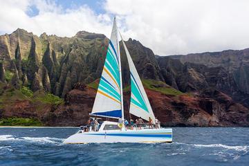 Napali Coast Kauai Snorkel and Sail