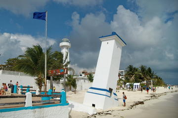 Cancun City Tour, Puerto Morelos, Meco Ruins and Playa del Carmen
