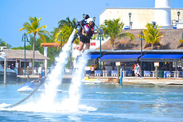 Cancun JetPack Flight 20 min