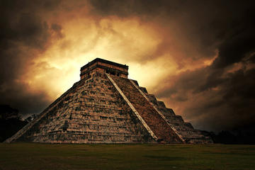 Chichen Itza and Cenote Luxury Tour from Cancun