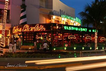 Coco Bongo e jantar em Cancun
