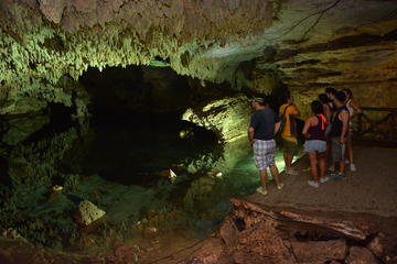 Ek Balam Tour Including Cenote Maya...