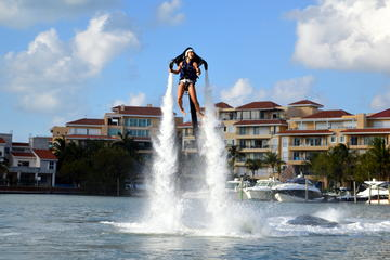 JetPack Flight in Cancun