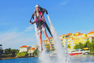 JetPack Flight Premium 30 min in Cancun