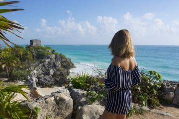 Mayan Treasures: Coba, Tulum, Cenote and Playa del Carmen from Cancun
