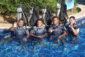 Personal PADI Open Water Scuba Diving 4-Day Course