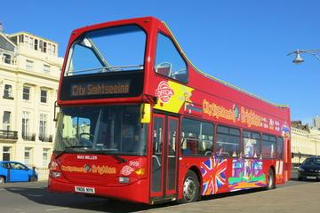 Circuit touristique en bus à arrêts multiples à Brighton