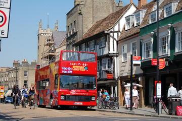 Circuit touristique en bus à arrêts multiples à Cambridge