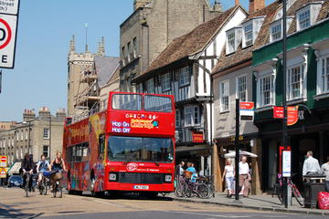 City Sightseeing Cambridge Hop-On...
