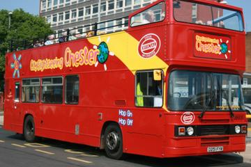 City Sightseeing Chester Hop-On Hop-Off Tour