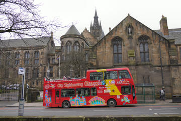 City Sightseeing Glasgow Hop-On Hop-Off Tour