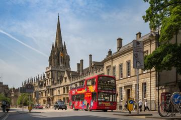 City Sightseeing Oxford Hop-On...