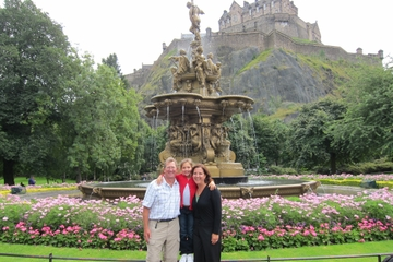 Edinburgh City Hop On/Hop Off Tour