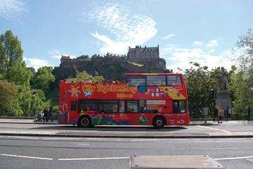 Stadsrundtur i Edinburgh med hoppa på/hoppa av-buss