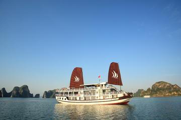 Croisière de deux jours à Halong avec cabine avec vue sur la mer sur...