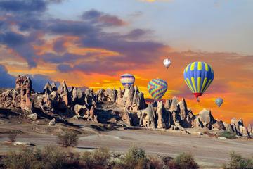 10 Day Turkey Tour; Istanbul, Ephesus, Pamukkale, Antalya, Cappadocia