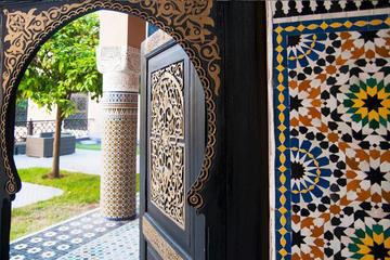 Excursión de día completo para descubrir Marrakech con almuerzo