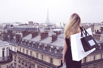Excursion shopping dans le Paris chic