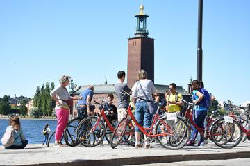 Das Beste von Stockholm und National City Park-Fahrradtour