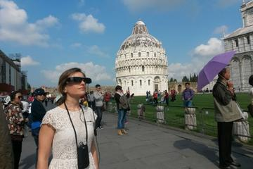 Artglass Tour of the Leaning Tower...